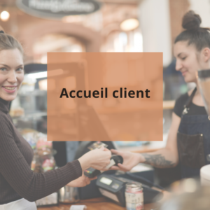 Formation acceuil client